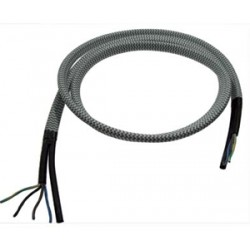 Complete electric cable and...